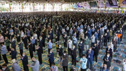 Se celebra en Teherán primer rezo del viernes tras 20 meses