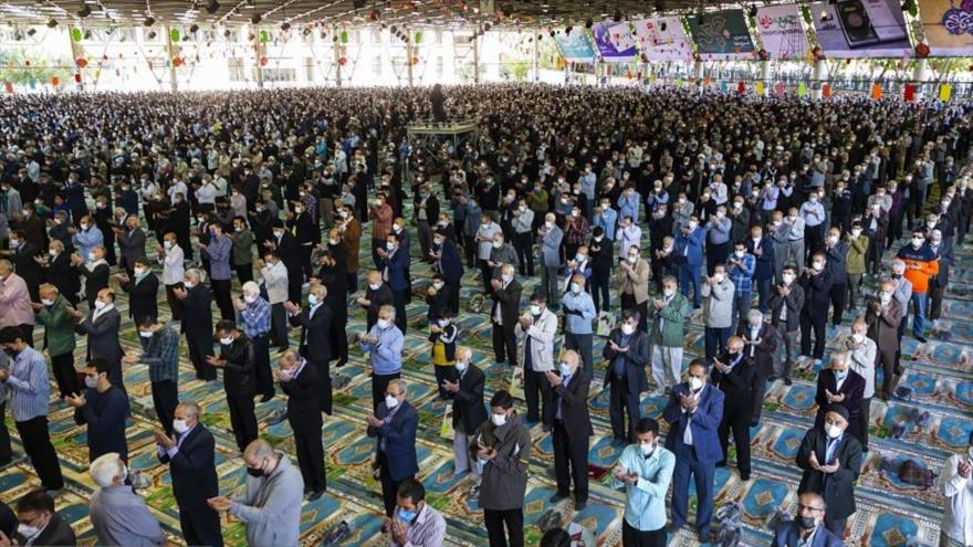 Con llamados a la unidad, Teherán acoge rezo del viernes tras 20 meses