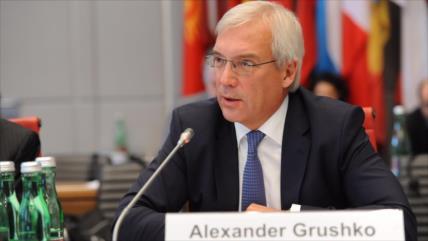Rusia: Normalización de vínculos con la OTAN es imposible