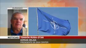 Zelaia: Rusia destruyó estrategia de OTAN sobre países islámicos