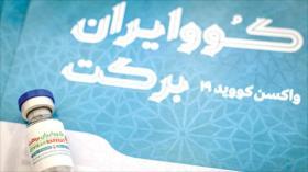 Vacuna iraní COVIRAN Barkat muestra 84 % de eficacia