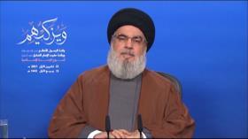 Líder de Hezbolá ensalza importancia de la unidad entre musulmanes