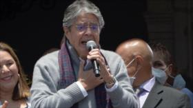 Ecuador: Lasso 'obstruye' investigación sobre papeles de Pandora