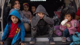 Niños migrantes, los que más sufren en la frontera sur de México