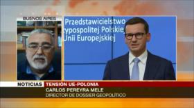 Pereyra Mele: Polonia busca un golpe interno en la UE
