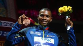 Velocista olímpico Álex Quiñónez fue asesinado en Guayaquil