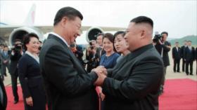 Corea del Norte apoya a China ante el compromiso de EEUU a Taiwán