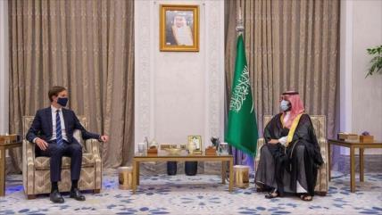 Fondo de Bin Salman dará $2 mil millones a compañía de Kushner