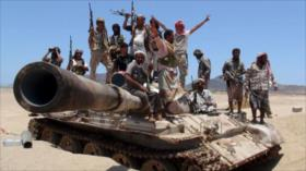 Yemen libera otra región estratégica en Marib, huyen terroristas