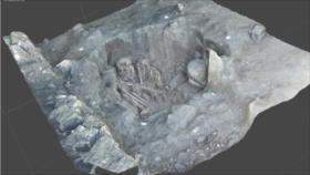 Arqueólogos descubren cientos de objetos mayas en México