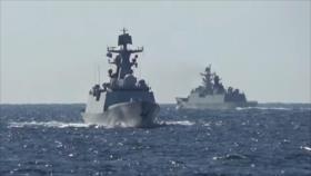 Rusia y China completan primera patrulla conjunta en el Pacífico