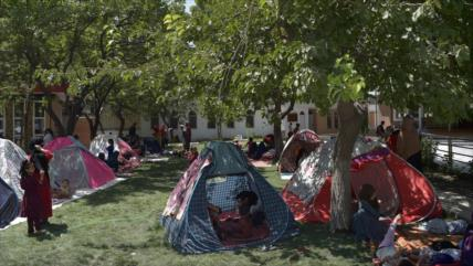 HRW: Talibán desaloja por la fuerza a miles hazaras en Afganistán