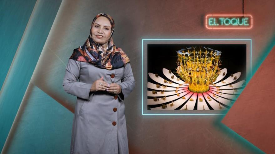 El Toque: Celebran el Día Nacional de Hafez, Un bebé rinoceronte blanco, Mural gigante hecho de cenizas, LEONARDO - un robot caminante bípedo, helados con polvo de seda