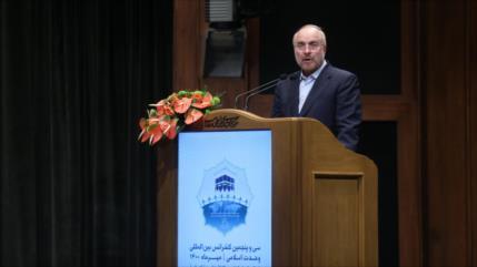 Irán enaltece causa palestina y llama a frustrar complots enemigos