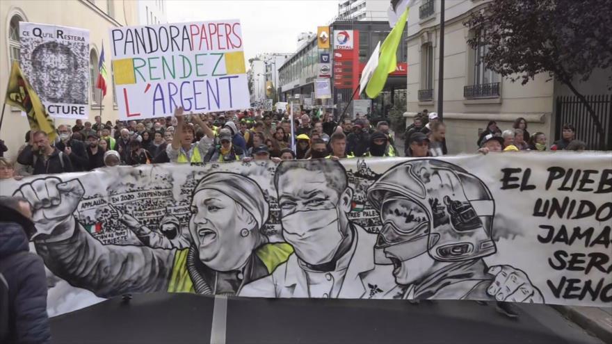 Los chalecos amarillos vuelven a las calles de Francia