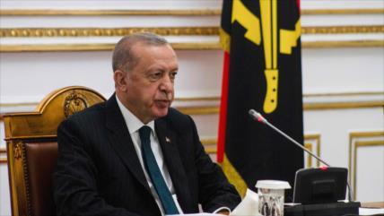 Erdogan declara persona no grata a 10 embajadores occidentales