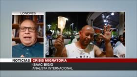 Bigio: Mejorar economía en Centroamérica solucionará la migración