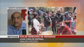 Espinal: Colombia, al borde de guerra civil por políticas de Duque