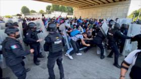 Nuevo flujo migratorio inicia su marcha rumbo a la Ciudad de México
