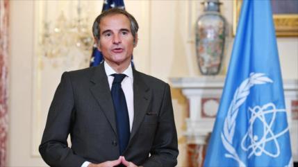 "Jefe de la AIEA espera reunirse ""pronto"" con canciller iraní"