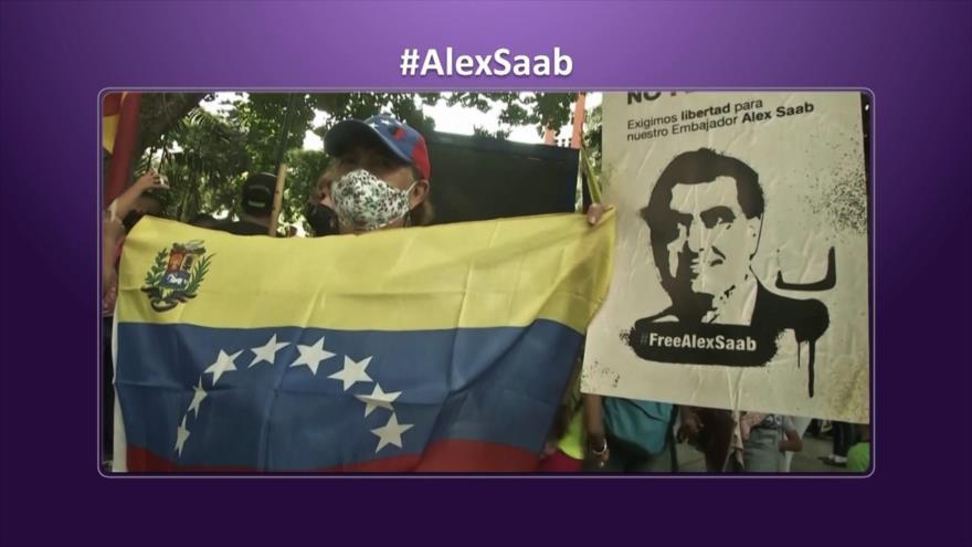 Etiquetaje: Solidaridad con Alex Saab