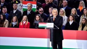 Hungría acusa a EEUU y el magnate Soros de injerencia electoral