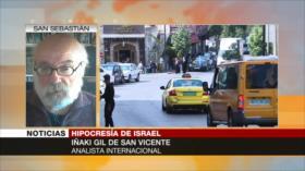 'Israel declara terroristas a ONG palestinas para tapar sus crímenes'