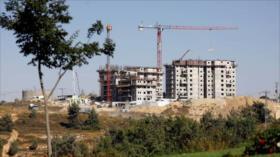 Israel construirá más de 1300 viviendas ilegales en Cisjordania