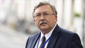 """Rusia ve """"lógico"""" que Irán pida a EEUU garantías sobre pacto nuclear"""
