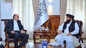 Irán, dispuesto a invertir en distintos sectores de Afganistán