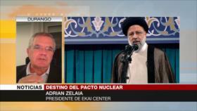 Zelaia: El ya débil EEUU tendrá que respetar pacto nuclear con Irán