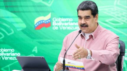 "Maduro promete luchar por un mundo ""sin hegemonismos imperiales"""