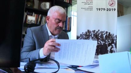 Condenan decisión politizada de Israel sobre seis ONG palestinas