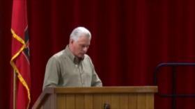 Discurso de Líder. Asentamientos ilegales. Injerencias de EEUU en Cuba - Boletín: 01:30- 25/10/2021