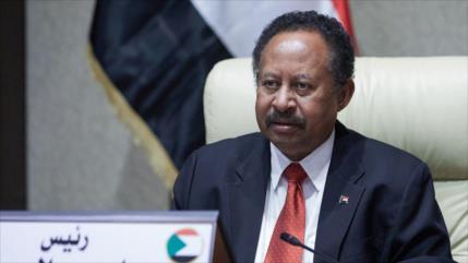 Premier sudanés llama salir a las calles para defender la revolución