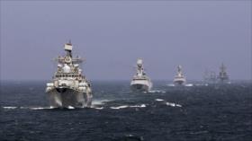 Japón vigila navegación de buques de China y Rusia cerca de sus aguas