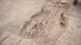 Hallazgos en un cementerio en Perú tienen en vilo a arqueólogos