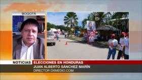 """""""No hay garantía para elecciones transparentes en Honduras"""""""