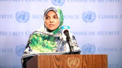 """Irán repudia """"sesgada y politizada"""" resolución de ONU sobre DDHH"""
