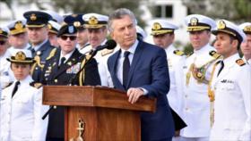 Tribunal argentino rechaza pedidos de Macri en caso de espionaje