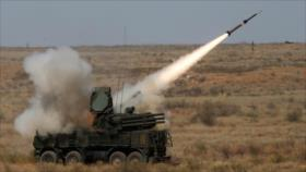 'Antiaéreos iraníes ayudan a Siria a dar rápida respuesta a Israel'