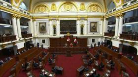 Gabinete peruano solicita voto de confianza al Congreso