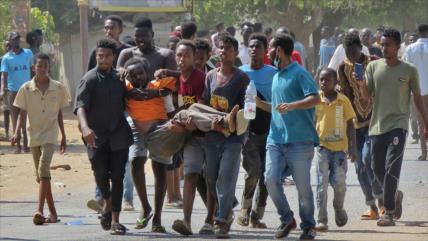 Unión Africana suspende membresía de Sudán tras golpe de Estado