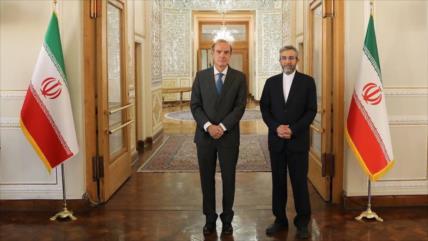 Baqeri se reunirá con Mora por diálogos 'orientados a resultados'