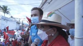Xiomara Castro realiza intensa gira de campaña presidencial