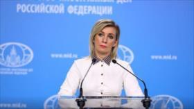 Moscú sugiere a Alemania que no pruebe fiabilidad de fuerzas rusas
