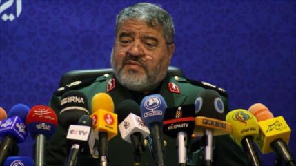 Comandante iraní: Amenazas de Israel son signos de su debilidad