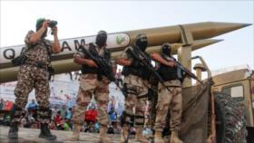 HAMAS a Israel: Nuestros misiles alcanzan todas las tierras ocupadas