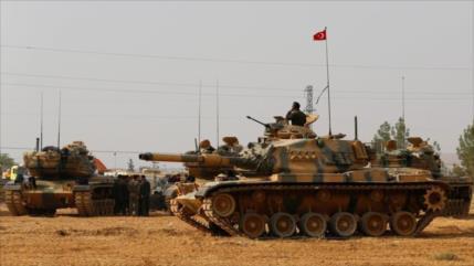 Turquía amplía por otros dos años sus operaciones en Siria e Irak