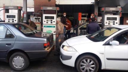 Gasolineras de Irán reanudan sus actividades tras un ciberataque